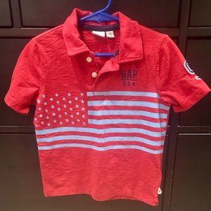 Stars and Stripes shirt